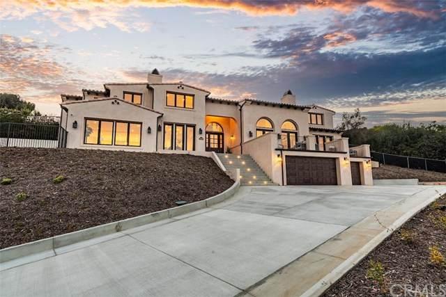 30399 Palos Verdes Drive, Rancho Palos Verdes, CA 90275 (#PV21085606) :: COMPASS