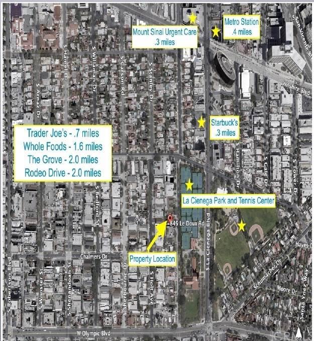 845 S Le Doux Road, Los Angeles, CA 90035 (#OC21085588) :: COMPASS