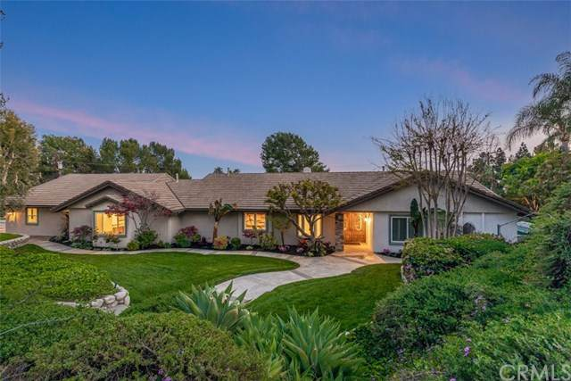 5151 Mountain Springs Ranch Road, La Verne, CA 91750 (#CV21082214) :: Wannebo Real Estate Group