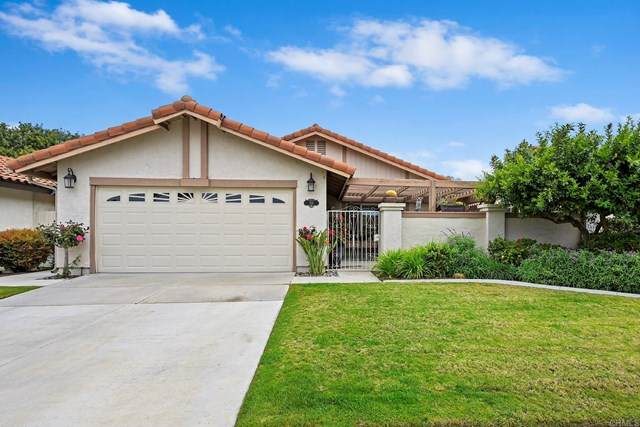 216 Ocotillo Place, Oceanside, CA 92057 (#NDP2104518) :: Keller Williams - Triolo Realty Group