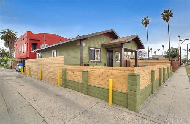 1118 E 21st Street, Long Beach, CA 90806 (#PW21084563) :: Yarbrough Group