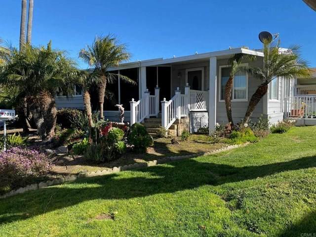 7011 San Carlos #69, Carlsbad, CA 92011 (#NDP2104576) :: Keller Williams - Triolo Realty Group