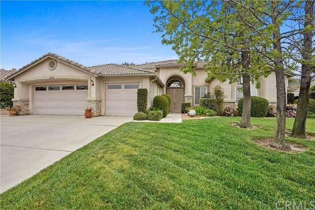 13457 Mesa Terrace Drive, Yucaipa, CA 92399 (#EV21090006) :: Wannebo Real Estate Group