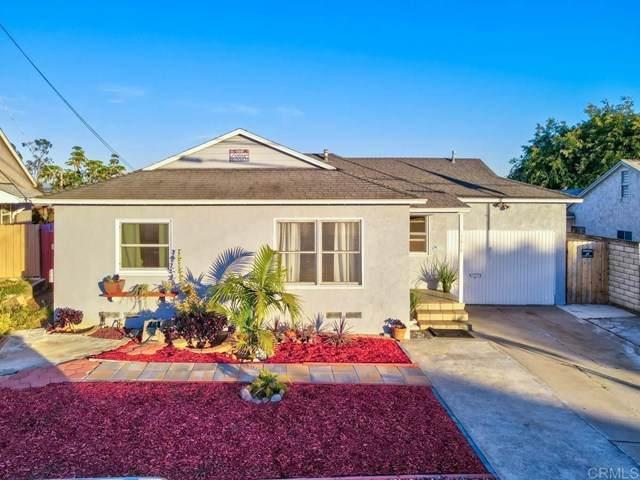 1619 Rowan Street, San Diego, CA 92105 (#PTP2102919) :: Wannebo Real Estate Group