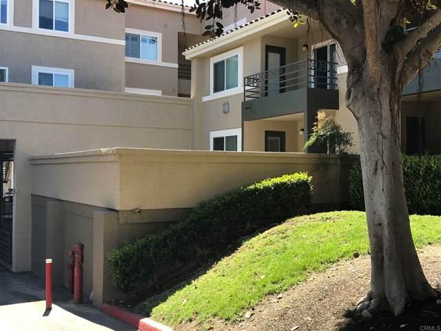 7405 Charmant Drive #2105, San Diego, CA 92122 (#NDP2104681) :: Yarbrough Group