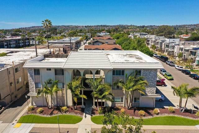 1740 Roosevelt Avenue B, San Diego, CA 92109 (#NDP2104680) :: Yarbrough Group