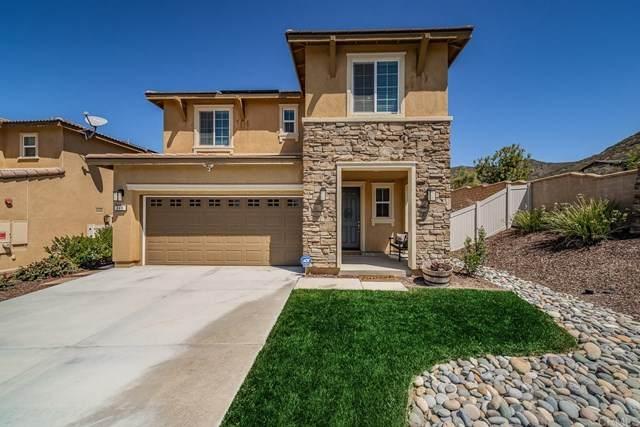 346 Falabella Lane, Fallbrook, CA 92028 (#NDP2104688) :: Wannebo Real Estate Group