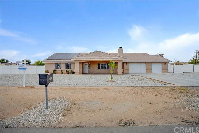 20862 Lone Eagle Road, Apple Valley, CA 92308 (#OC21072414) :: Wannebo Real Estate Group