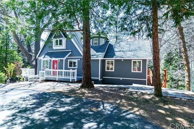 155 Golf Course Road, Lake Arrowhead, CA 92352 (#MC21092315) :: Wannebo Real Estate Group