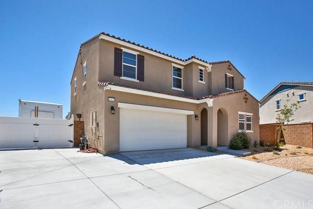 13424 Rising Star Way, Victorville, CA 92392 (#PW21092540) :: Keller Williams - Triolo Realty Group