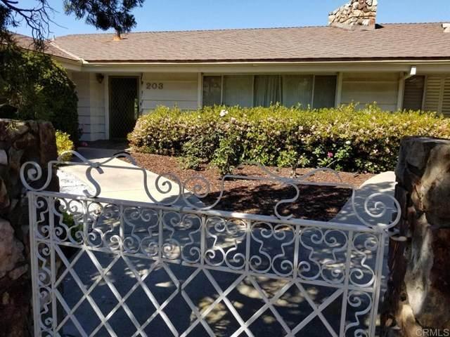 203 N Westwind, El Cajon, CA 92020 (#NDP2104767) :: Keller Williams - Triolo Realty Group
