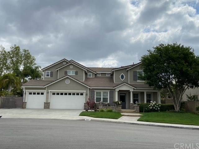 4524 Peach Tree Lane, Yorba Linda, CA 92886 (#SW21092674) :: Wannebo Real Estate Group
