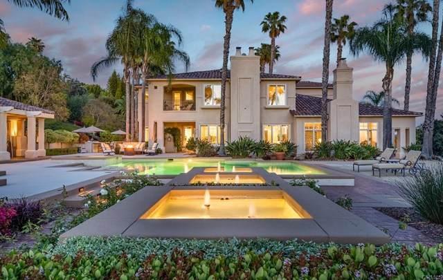 7345 Vista Rancho Ct, Rancho Santa Fe, CA 92067 (#NDP2104784) :: SD Luxe Group