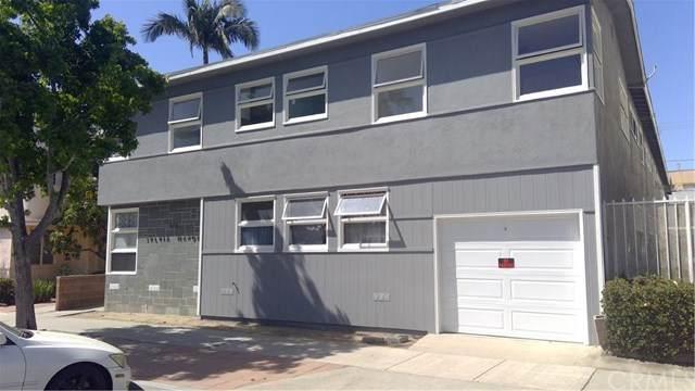 933 E 1st Street #6, Long Beach, CA 90802 (#PW21094246) :: Compass