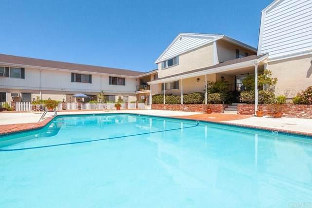4800 Williamsburg Lane #232, La Mesa, CA 91942 (#NDP2104871) :: Wannebo Real Estate Group