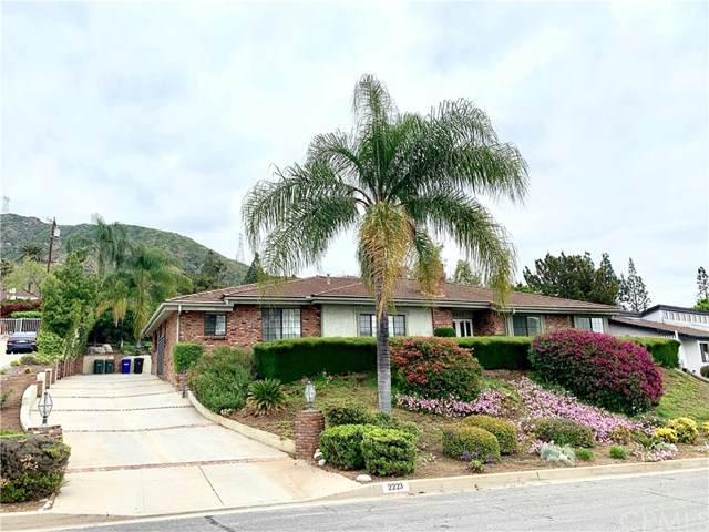 2223 Golden Meadow Drive, Bradbury, CA 91008 (#WS21092093) :: SunLux Real Estate