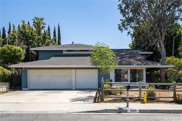 2305 Mountain Brook Drive, Hacienda Heights, CA 91745 (#AR21095459) :: Wannebo Real Estate Group