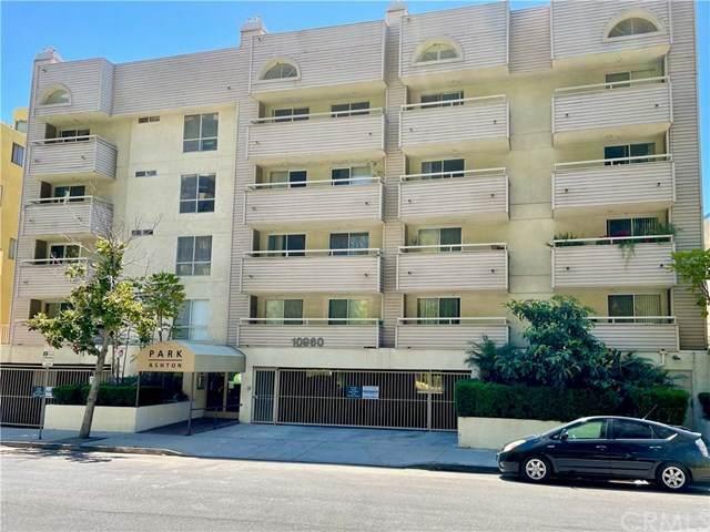10960 Ashton Avenue #406, Los Angeles, CA 90024 (#PW21093274) :: Keller Williams - Triolo Realty Group