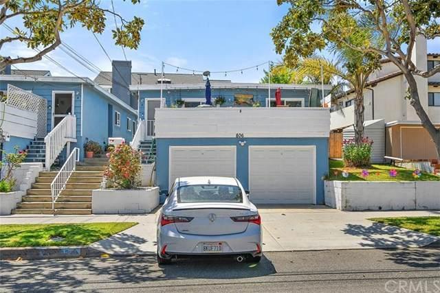 806 Garnet Street, Redondo Beach, CA 90277 (#SB21095495) :: Yarbrough Group