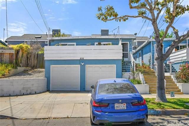 808 Garnet Street, Redondo Beach, CA 90277 (#SB21095572) :: Yarbrough Group