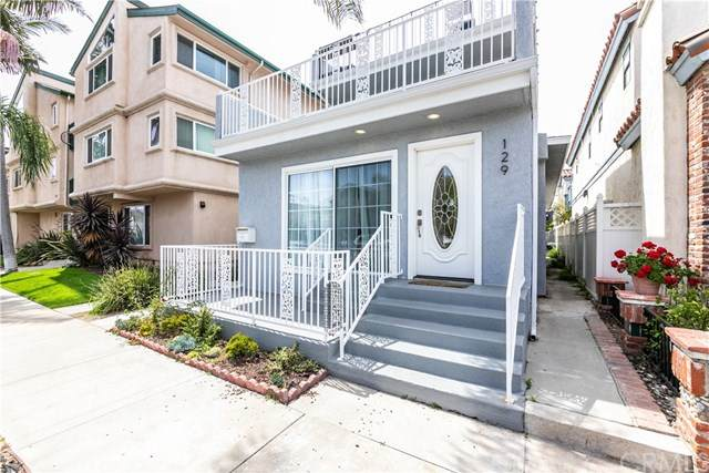 129 7th Street, Seal Beach, CA 90740 (#SB21095708) :: The Legacy Real Estate Team