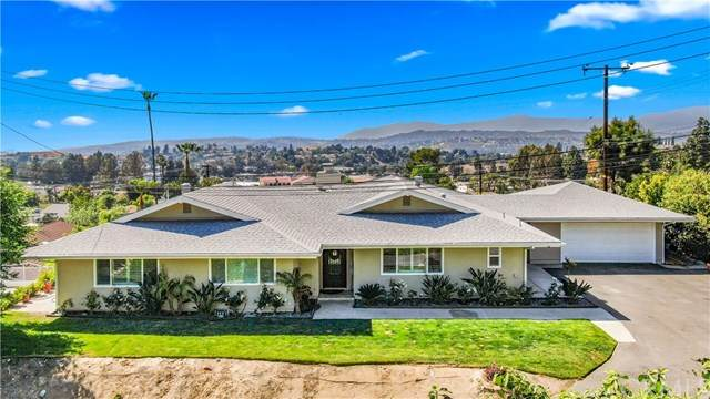 510 Torito Lane, Diamond Bar, CA 91765 (#AR21093869) :: Solis Team Real Estate