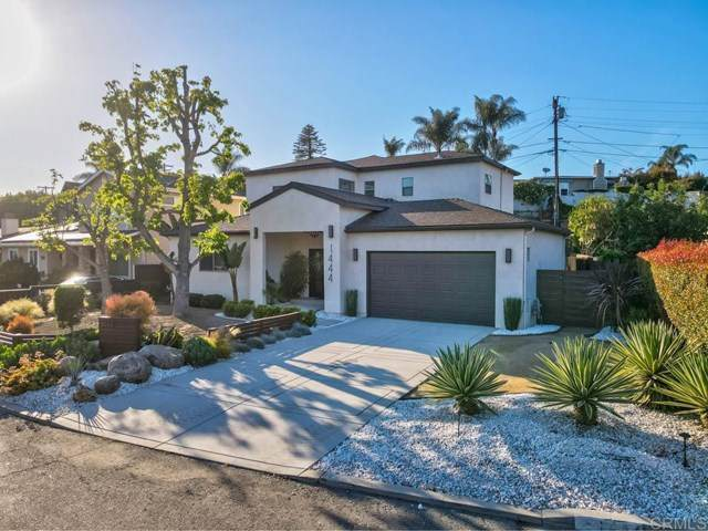 1444 Nashville Street, San Diego, CA 92110 (#PTP2103056) :: Wannebo Real Estate Group