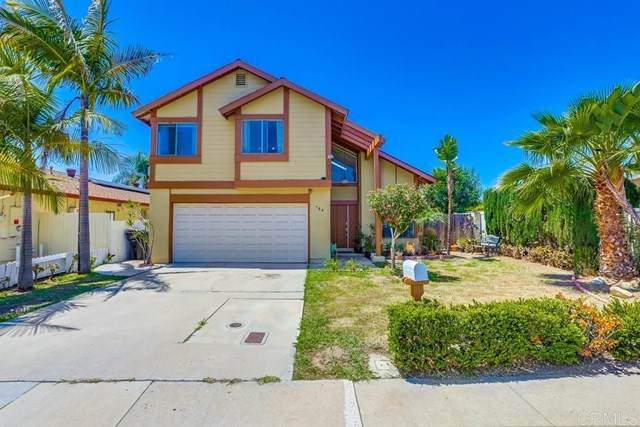 584 Parkwood Drive, San Diego, CA 92139 (#PTP2103057) :: Wannebo Real Estate Group