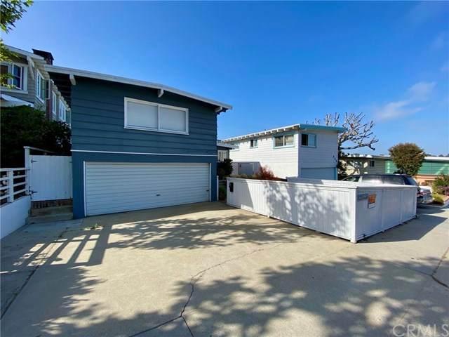 651 15th Street, Manhattan Beach, CA 90266 (#SB21094709) :: Wannebo Real Estate Group