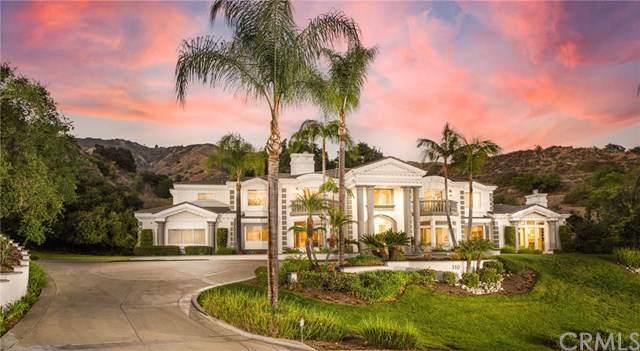 310 Morgan Ranch Road, Glendora, CA 91741 (#CV21072434) :: Wannebo Real Estate Group