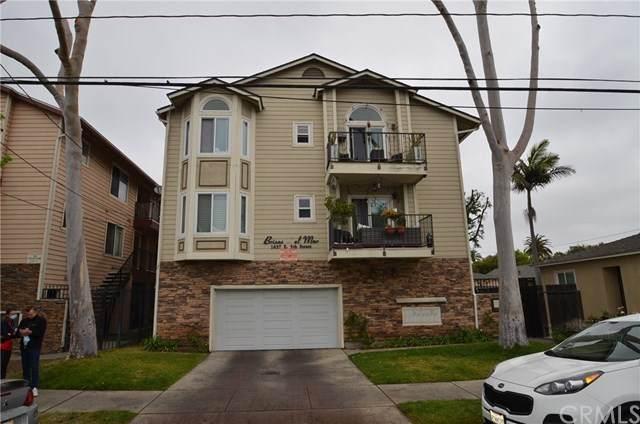 1637 E 5th Street #303, Long Beach, CA 90802 (#PW21094292) :: Compass