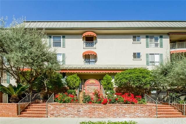 339 S Catalina Avenue #125, Pasadena, CA 91106 (#OC21096040) :: Wannebo Real Estate Group