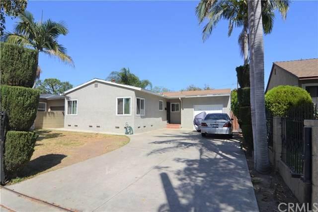 2147 Cedar Street, Santa Ana, CA 92707 (#OC21094846) :: Wannebo Real Estate Group