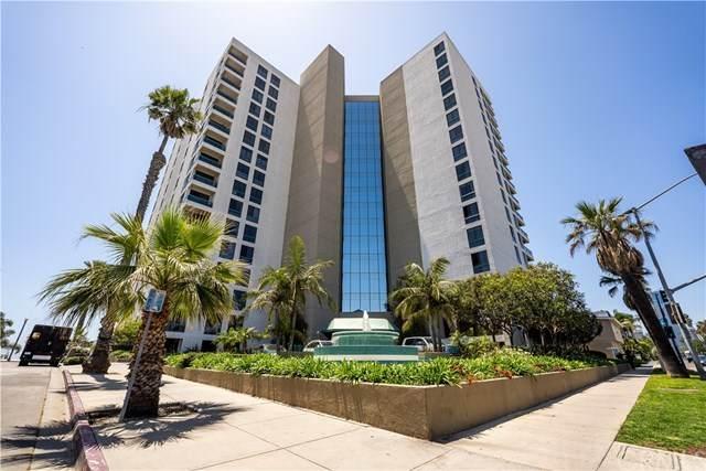 1310 E Ocean Boulevard #302, Long Beach, CA 90802 (#OC21096118) :: Compass
