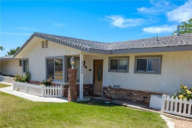 14680 Klickitat Avenue, Apple Valley, CA 92307 (#CV21095398) :: Wannebo Real Estate Group