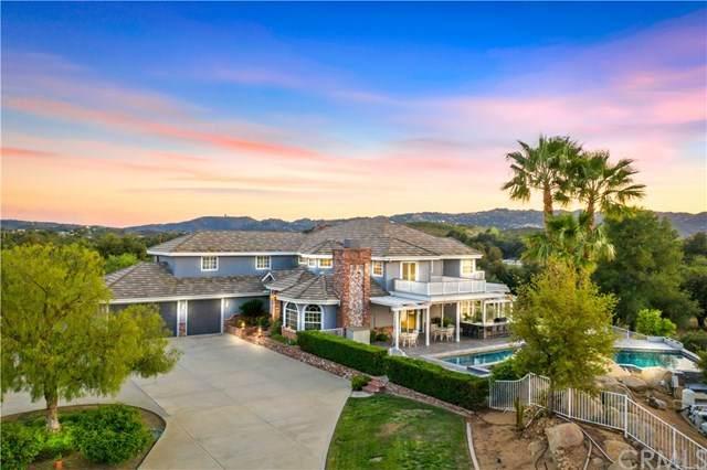 19450 Los Palomas Lane, Murrieta, CA 92562 (#SW21095199) :: Keller Williams - Triolo Realty Group