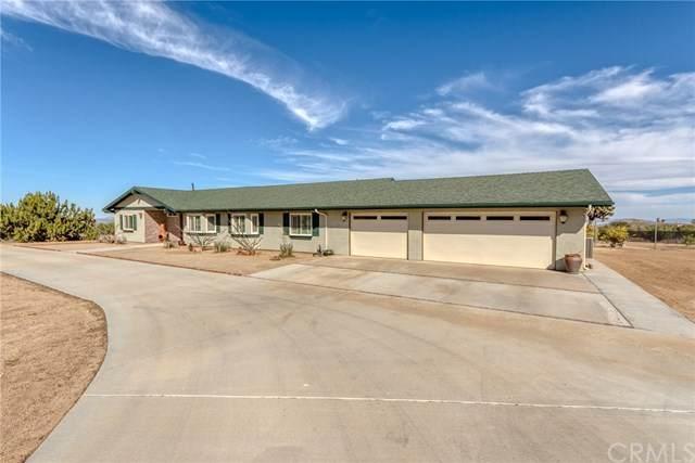 56521 Chipmunk, Yucca Valley, CA 92284 (#JT21081064) :: Solis Team Real Estate