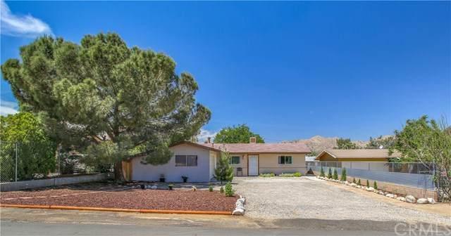 7754 Shawnee, Yucca Valley, CA 92284 (#JT21095931) :: Solis Team Real Estate