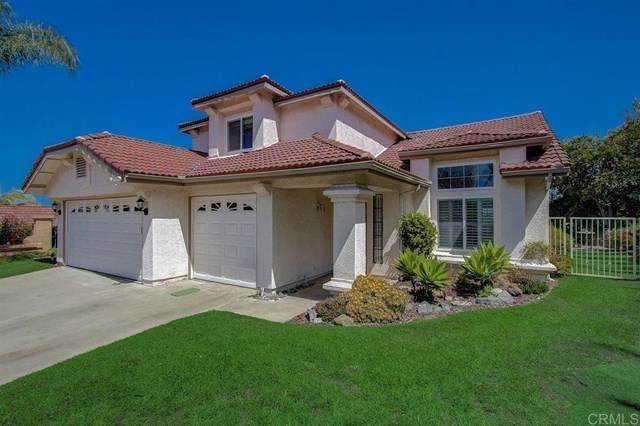 1362 Clear Crest Circle, Vista, CA 92084 (#NDP2104948) :: Team Forss Realty Group