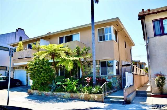1318 E 2nd Street #3, Long Beach, CA 90802 (#OC21096660) :: Compass