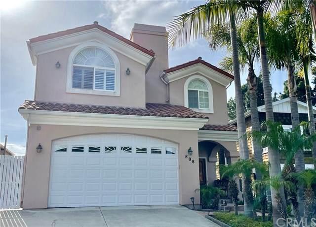 808 S Juanita Avenue, Redondo Beach, CA 90277 (#IN21096343) :: The Legacy Real Estate Team