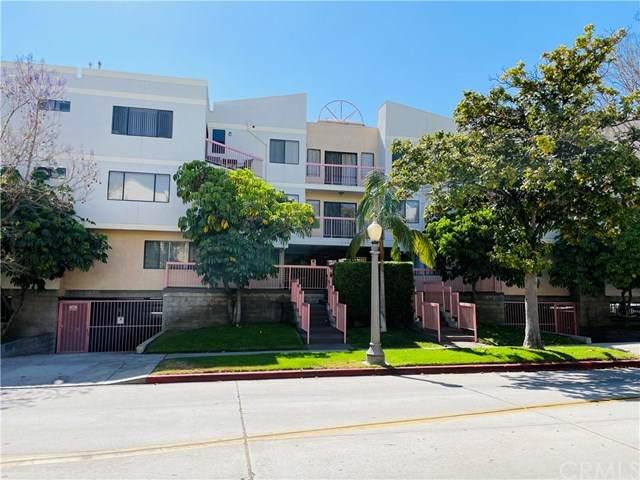 345 N Jackson Street #309, Glendale, CA 91206 (#BB21096156) :: Wannebo Real Estate Group