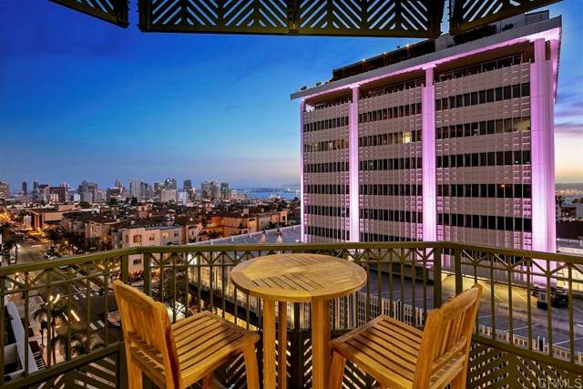 2500 6Th Avenue #803, San Diego, CA 92103 (#PTP2103091) :: SD Luxe Group