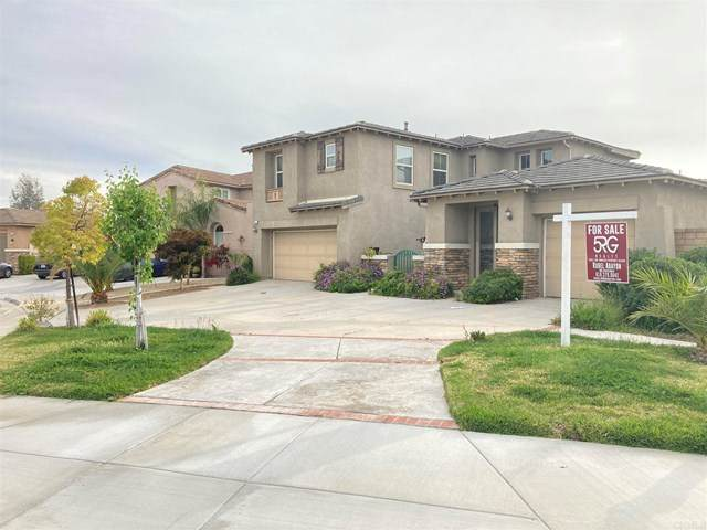 34525 Arbonia Court, Winchester, CA 92596 (#PTP2103095) :: Team Forss Realty Group
