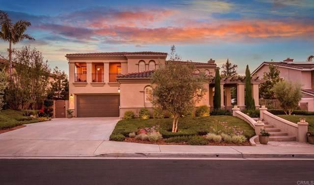 434 Sandalwood Ct, Encinitas, CA 92024 (#NDP2104973) :: Wannebo Real Estate Group