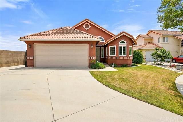 11891 Mount Everett Court, Rancho Cucamonga, CA 91737 (#CV21094715) :: Compass