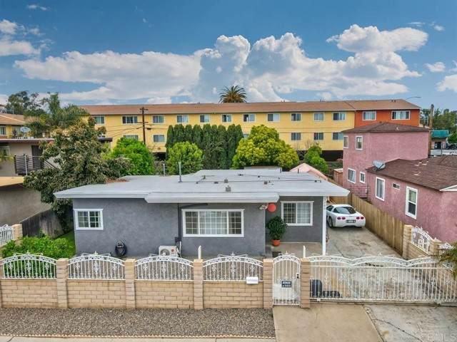 3280 Gillette Street, San Diego, CA 92102 (#PTP2103114) :: Dannecker & Associates