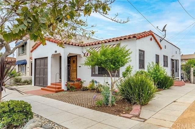 307 Walnut Avenue, Long Beach, CA 90802 (#PW21098181) :: The Mac Group