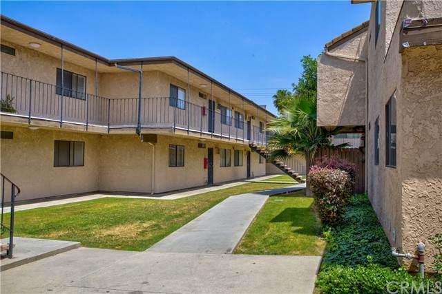 15351 Orange Avenue #27, Paramount, CA 90723 (#SB21098666) :: The Mac Group