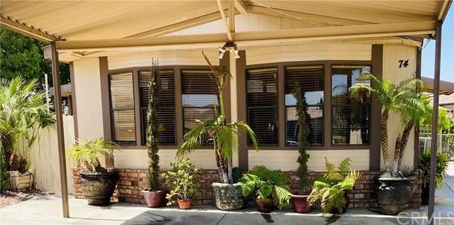 21650 Temescal Canyon #74, Corona, CA 92883 (#TR21098681) :: SD Luxe Group